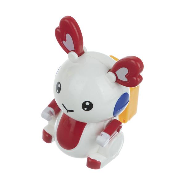 عروسک اسباب بازی طرح خرگوش کد 015 ارتفاع 11 سانتیمتر