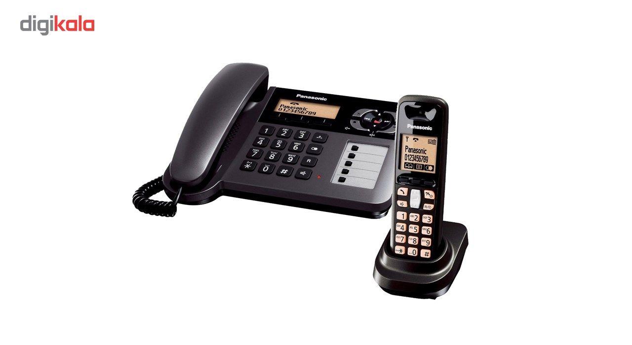 تلفن بی سیم پاناسونیک مدل KX-TG6461 main 1 3