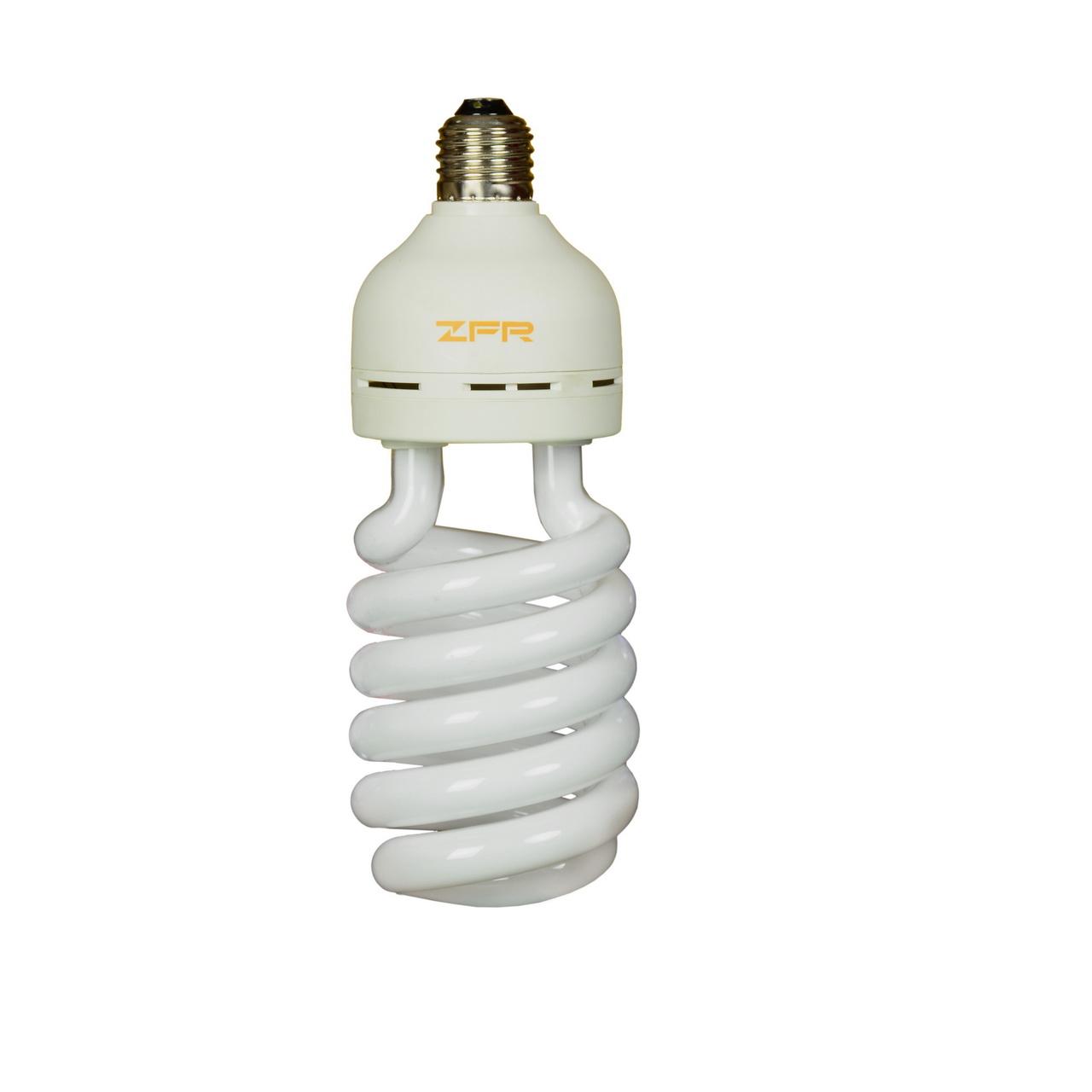 لامپ کم مصرف 47 وات زد اف آر مدل SPIRAL پایه E27