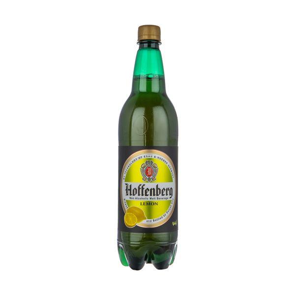ماءالشعیر گازدار هوفنبرگ طعم لیمو مقدار 1 لیتر