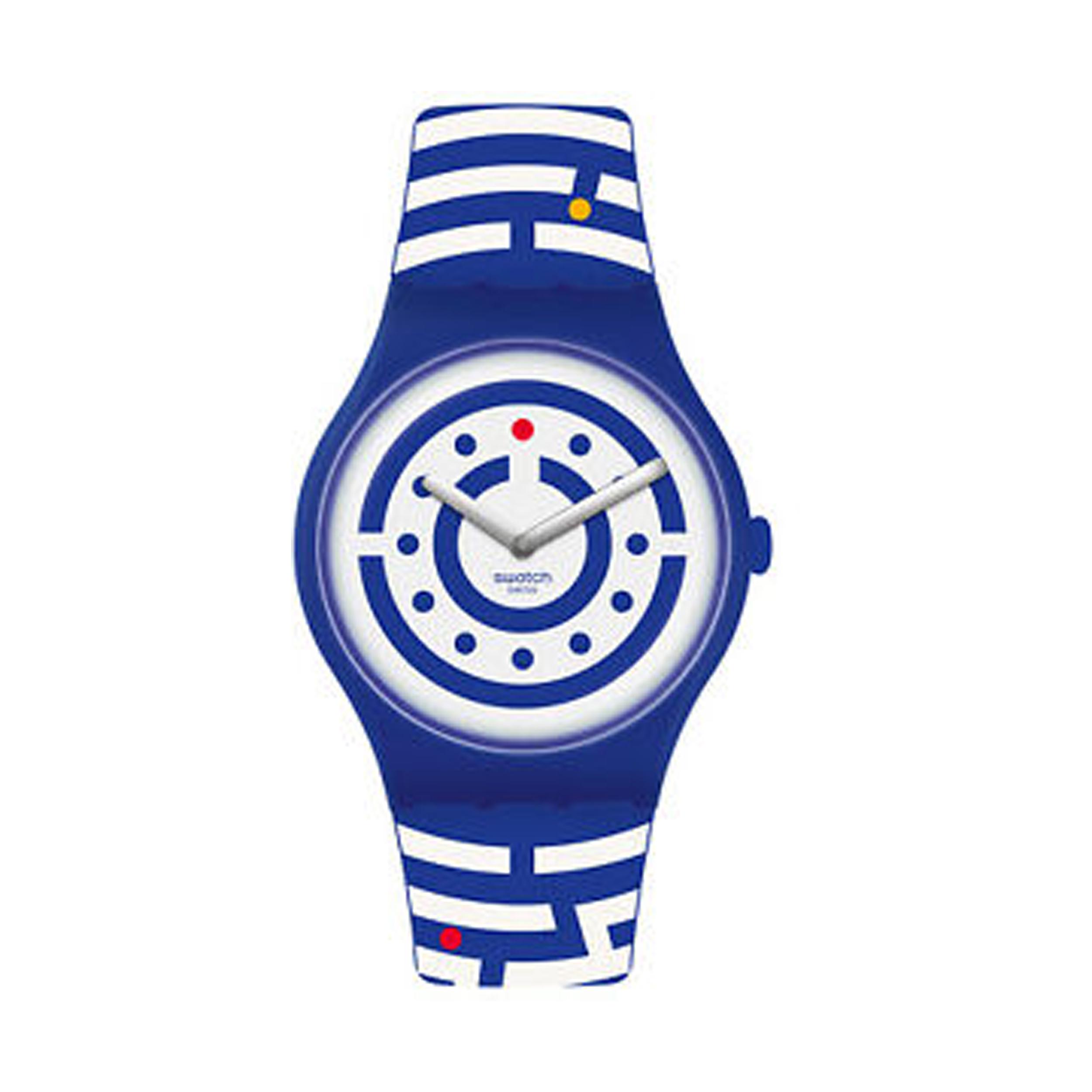 ساعت مچی عقربه ای سواچ مدل SUOZ279
