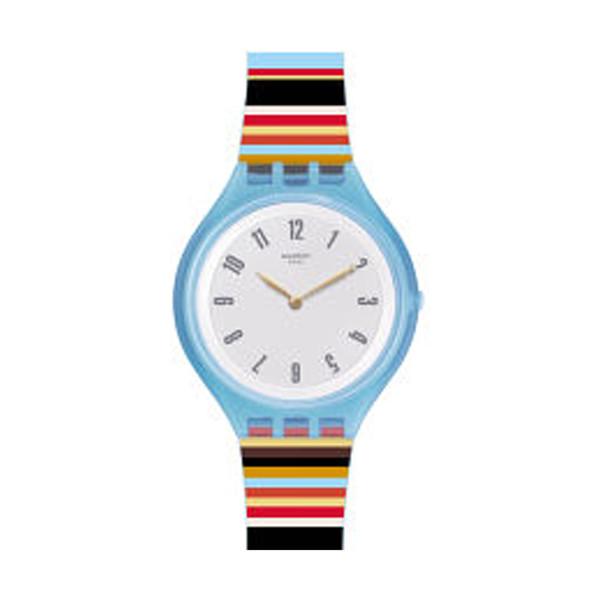 ساعت مچی عقربه ای زنانه سواچ مدل SVUL100