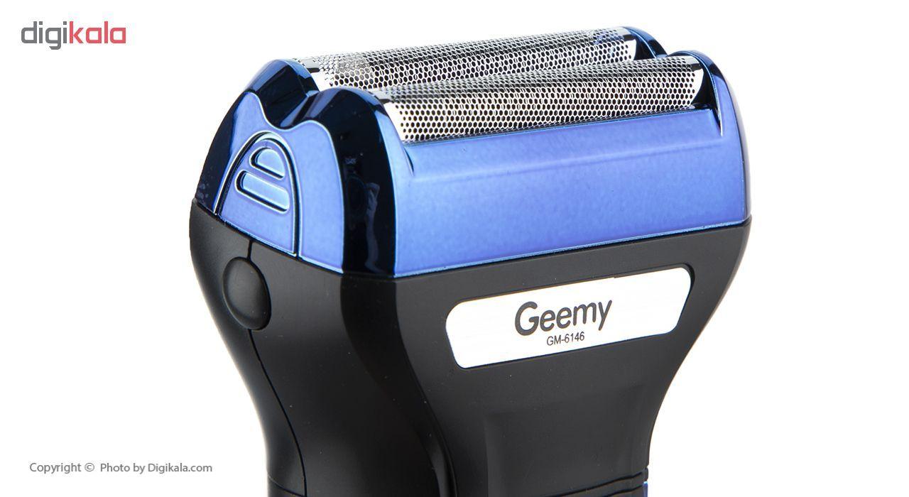 ماشین اصلاح موی صورت جیمی مدل GM-6146 main 1 6