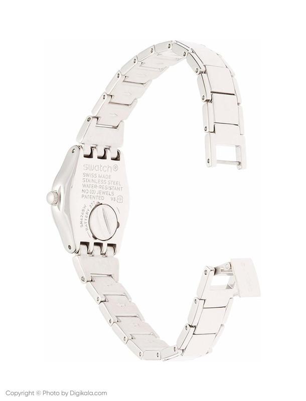 ساعت مچی عقربه ای زنانه سواچ مدل YSS222G