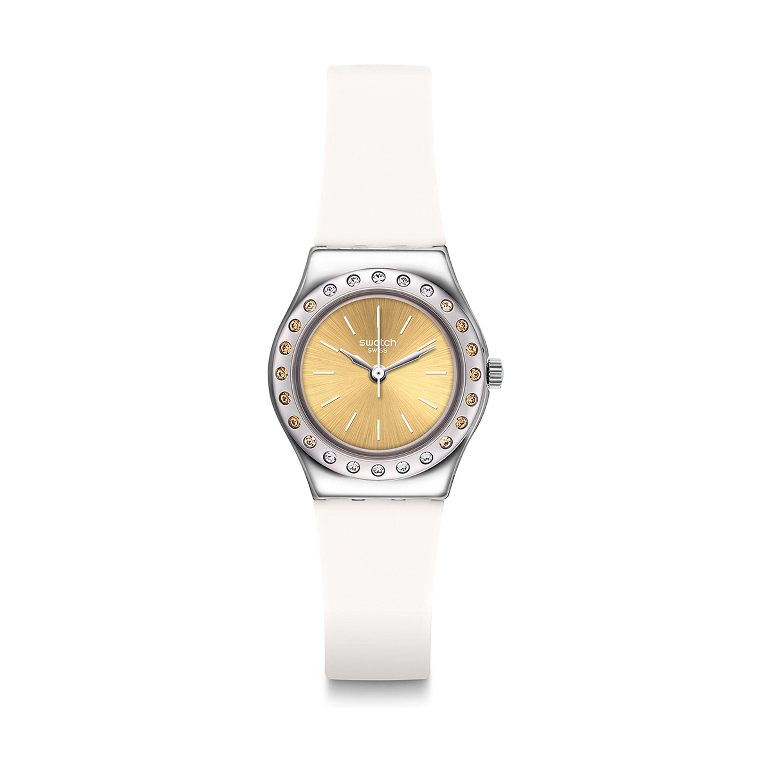 ساعت مچی عقربه ای زنانه سواچ مدل YSS314