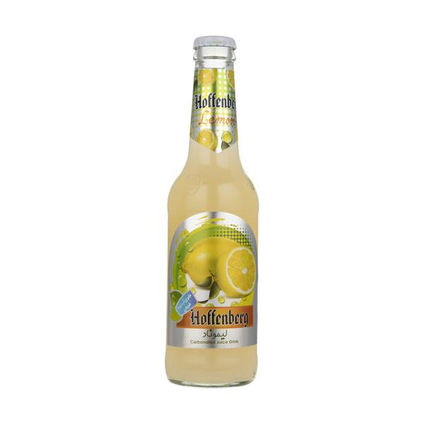 آبمیوه گازدار هوفنبرگ طعم لیموناد - 330 میلی لیتر