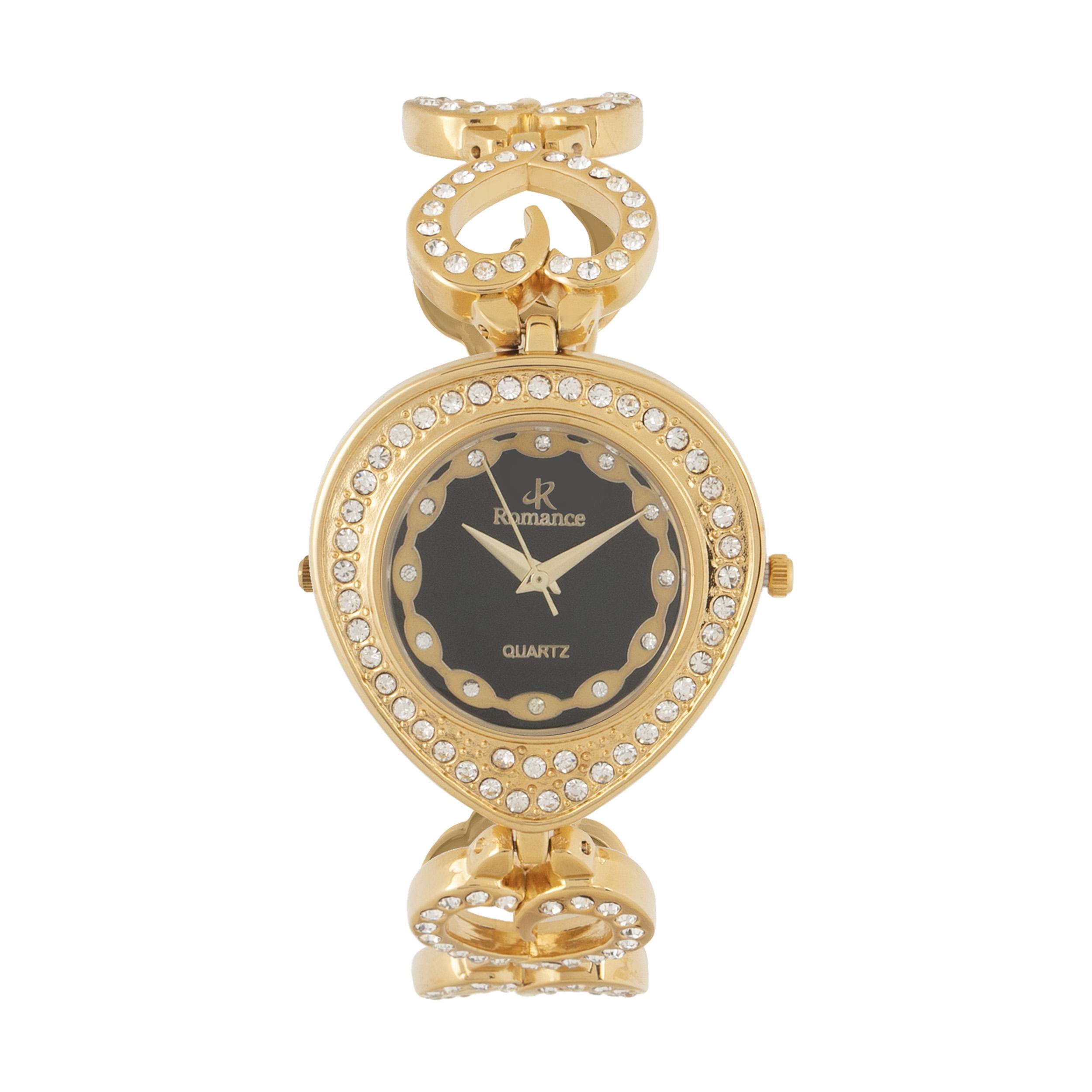 ساعت مچی عقربه ای زنانه رومنس مدل RM-017L