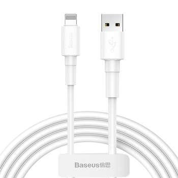 کابل تبدیل USB به لایتنینگ باسئوس مدل CALSW-02 طول 1 متر