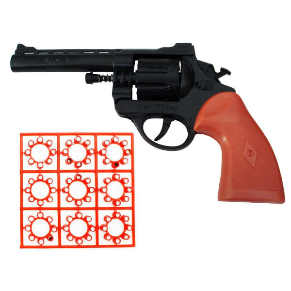 تفنگ بازی مدل کلانتر کد k-007