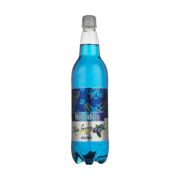 نوشیدنی گاز دار بلوبری هوفنبرگ - 1 لیتر