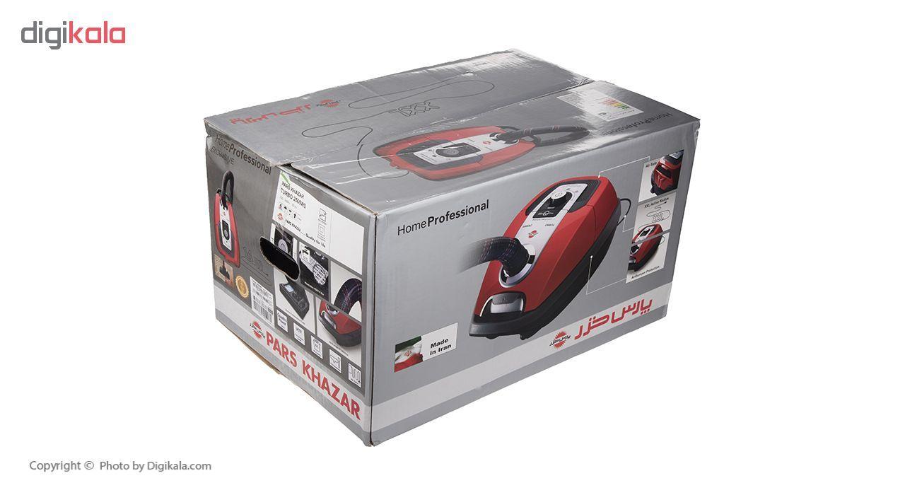 جاروبرقی پارس خزر مدل Turbo 2500WS main 1 17