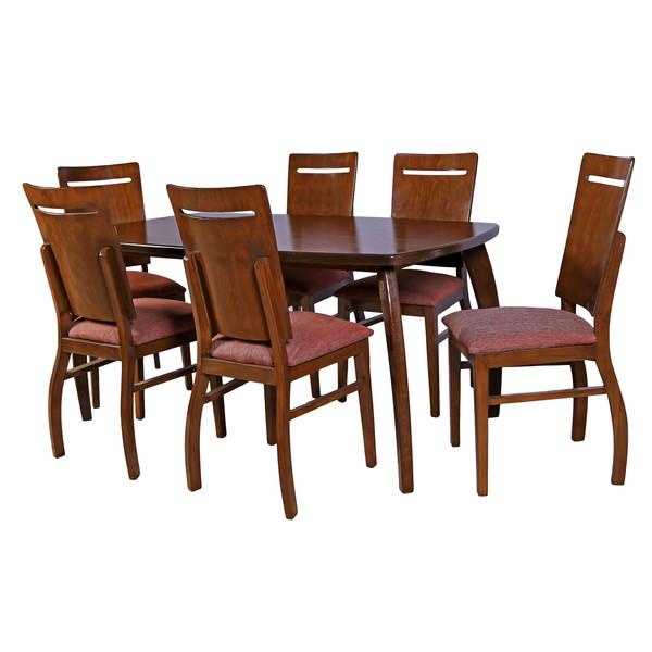 میز و صندلی ناهار خوری چوبکو مدل 667