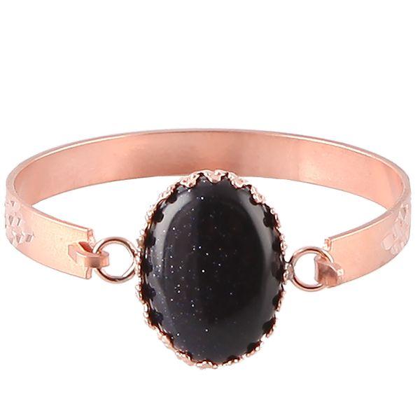 دستبند مسی گالری مثالین کد 149204 سایز M