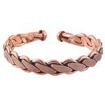 دستبند مسی گالری مثالین کد 149222 سایز Free Size thumb