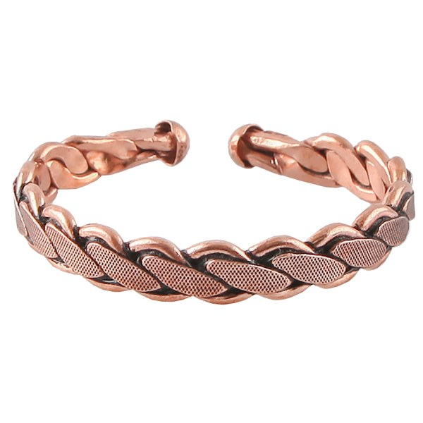 دستبند مسی گالری مثالین کد 149222 سایز M