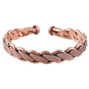دستبند مسی گالری مثالین کد 149222 تک سایز