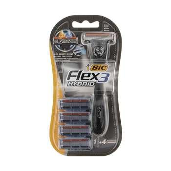 خود تراش بیک مدل Flex 3 بسته 1 عددی