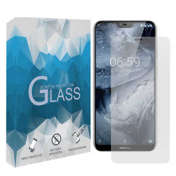 محافظ صفحه نمایش مدل TGSP مناسب برای گوشی موبایل نوکیا X6 /  6.1 Plus