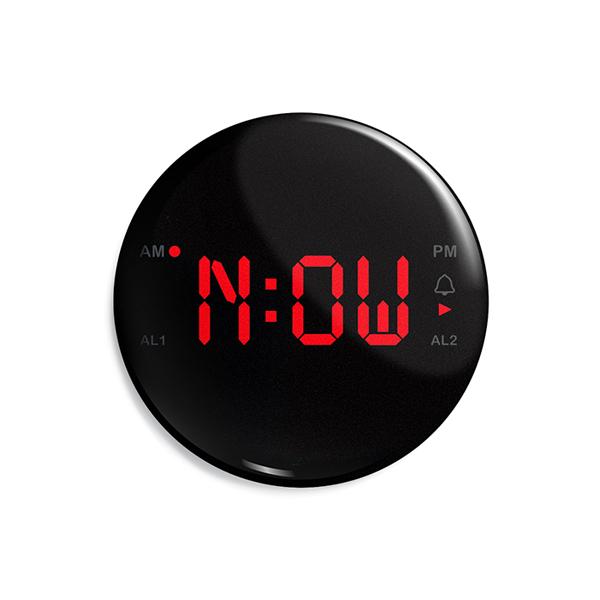 پیکسل ماسا دیزاین طرح ساعت کد AS374 تک سایز