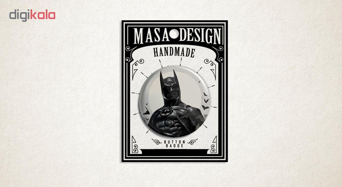 پیکسل ماسا دیزاین طرح فیلم بت من جوکر بتمن کد AS504 تک سایز main 1 1