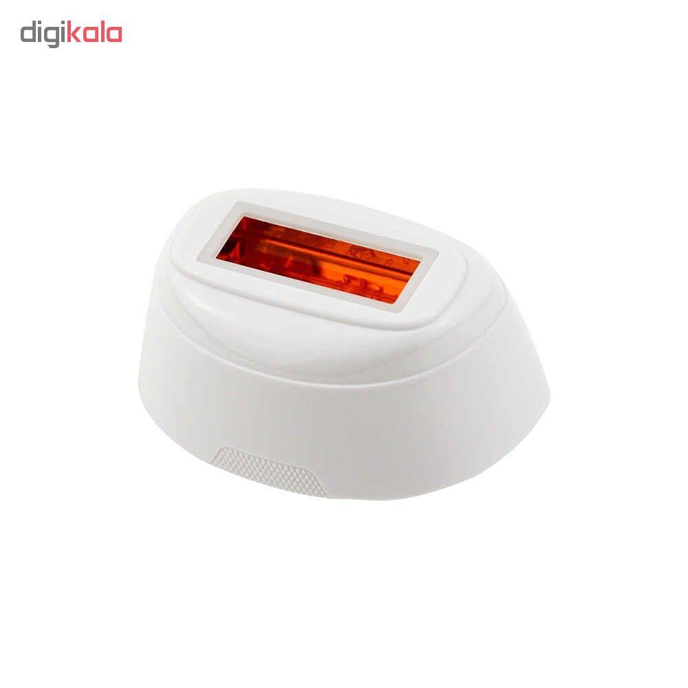 لامپ یدک لیزر موهای زائد دس مدل SR GP586 PLUS