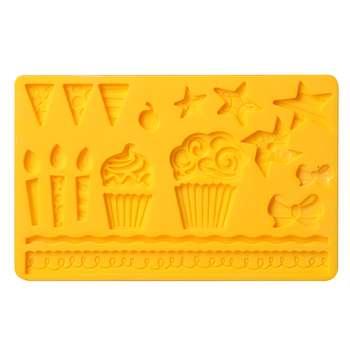 قالب فوندانت طرح کاپ کیک کد 30-078