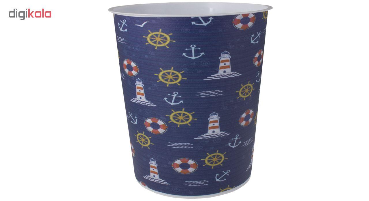 ست سطل و جادستمال اتاق کودک کد 5172