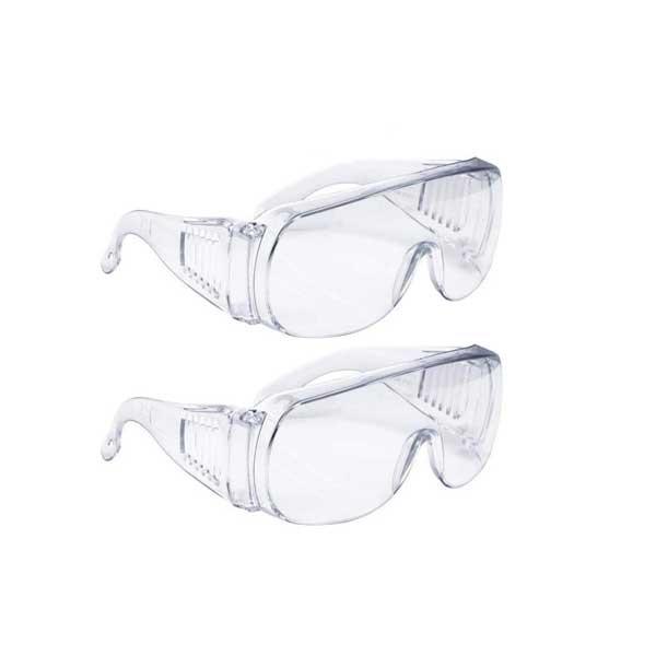 عینک ایمنی مدل ET108 بسته 2 عددی