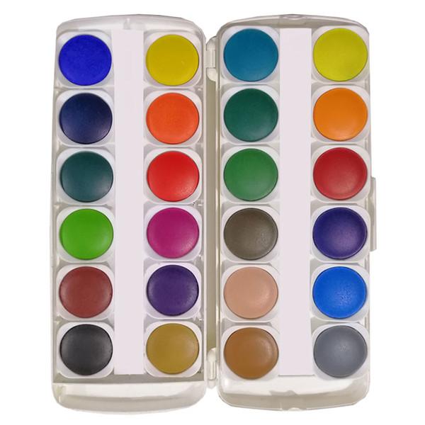 آبرنگ 24 رنگ آنگورا مدل 24Ang1090