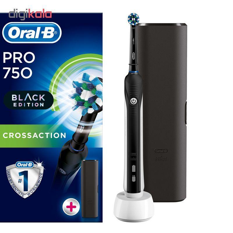 مسواک برقی اورال-بی مدل Pro 750 main 1 1