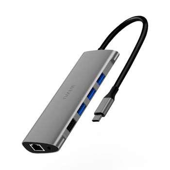 هاب 11 پورت USB-C ویوو مدل Alpha 11