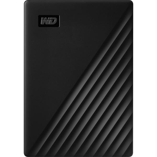 هارد اکسترنال وسترن دیجیتال مدل My Passport WDBPKJ0040BBK-WESN ظرفیت 4 ترابایت
