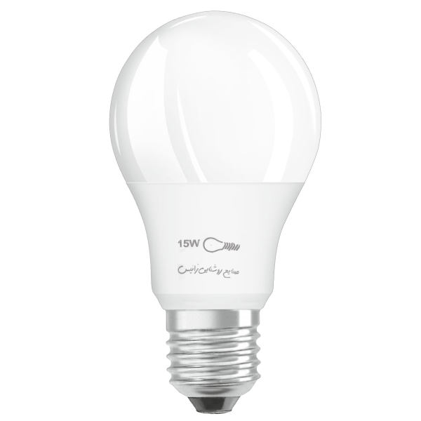 لامپ ال ای دی 15 وات زانیس مدل Z-015 پایه E27