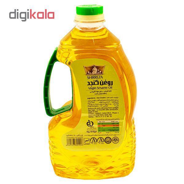 روغن کنجد بکر شیررضا - 1.8 لیتر main 1 2