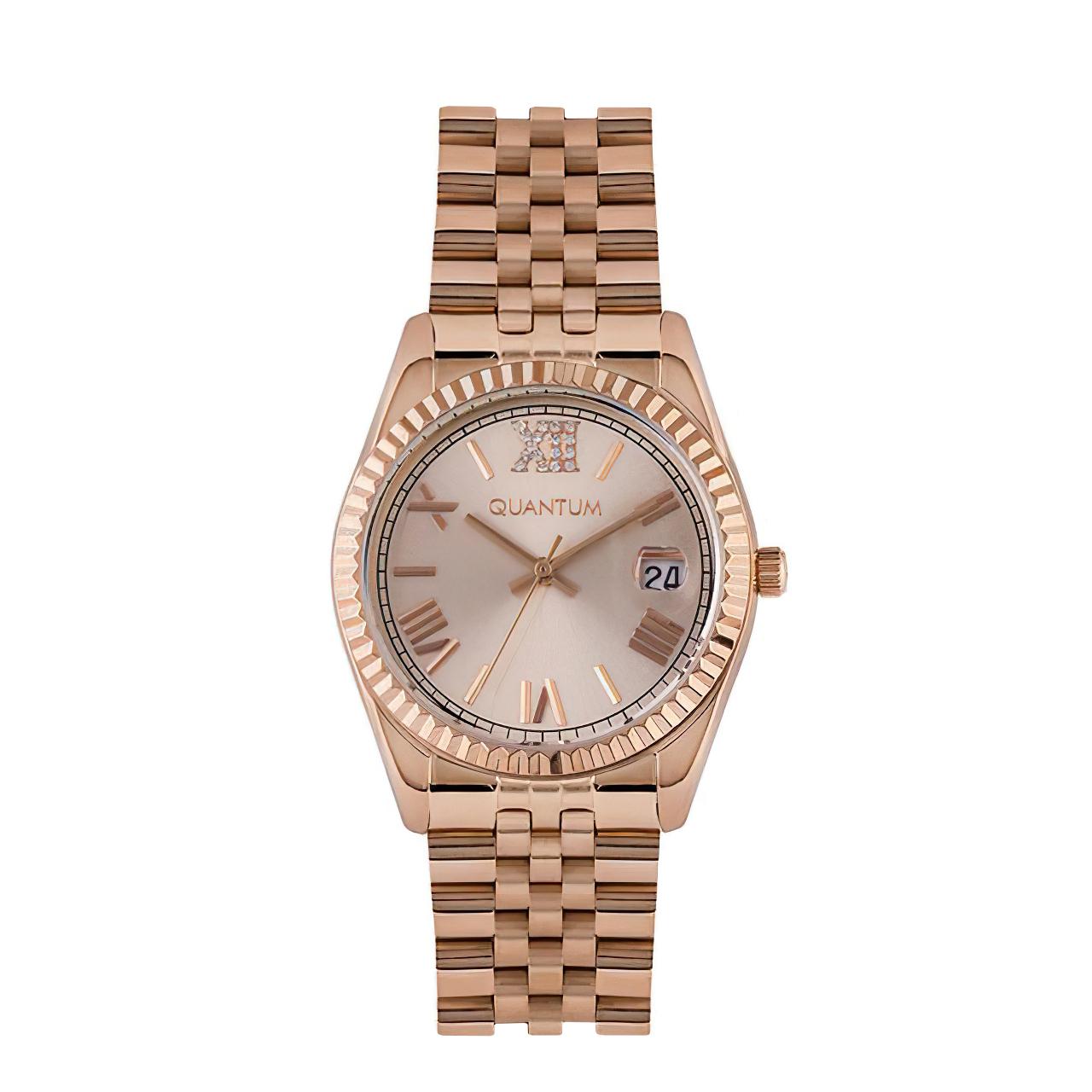 ساعت مچی عقربه ای زنانه  کوانتوم کد IML833.410