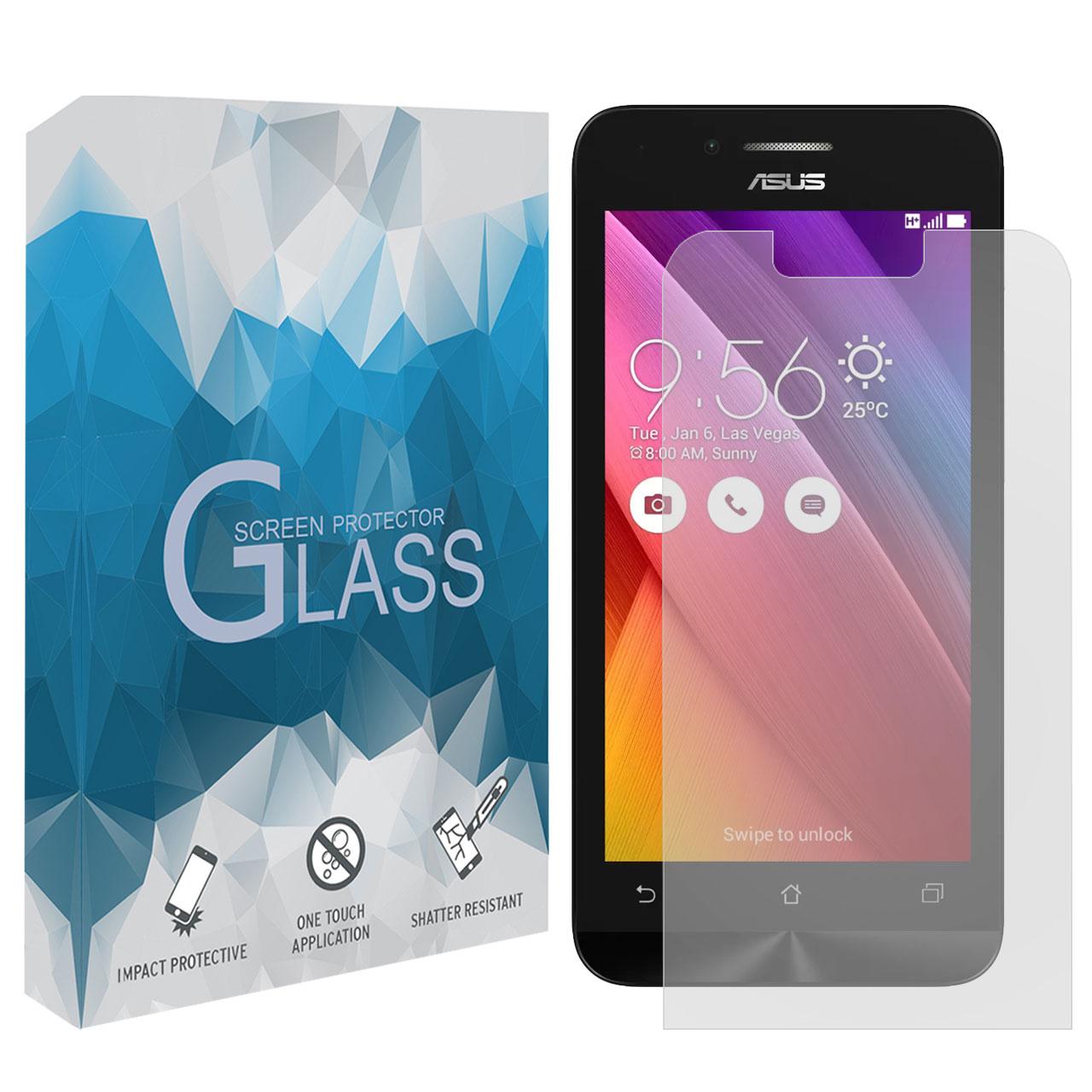 محافظ صفحه نمایش مدل TGSP مناسب برای گوشی موبایل ایسوس Zenfone Go ZC451TG / Go 4.5