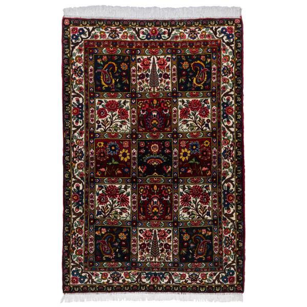 فرش دستباف ذرع و نیم سی پرشیا کد 178007