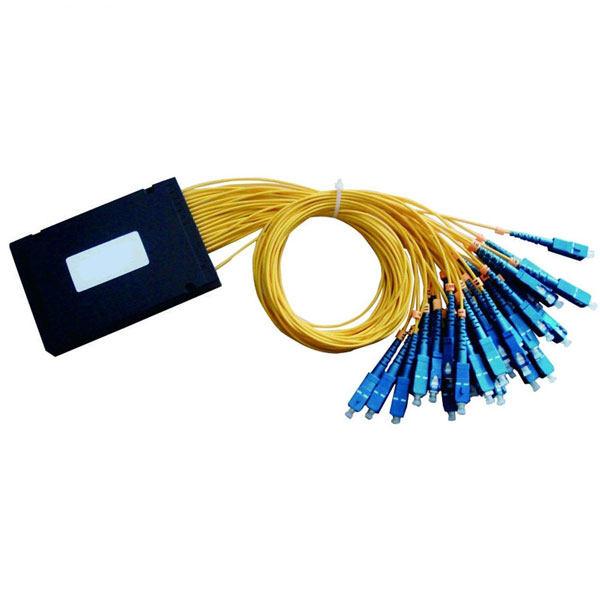 اسپلیتر فیبر نوری 1 به 32 مدل 2019 ABS بسته 4 عددی