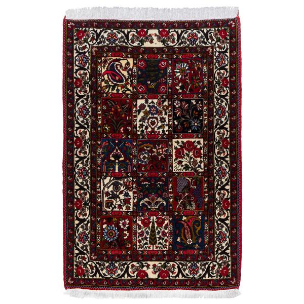 فرش دستباف ذرع و نیم سی پرشیا کد 178008