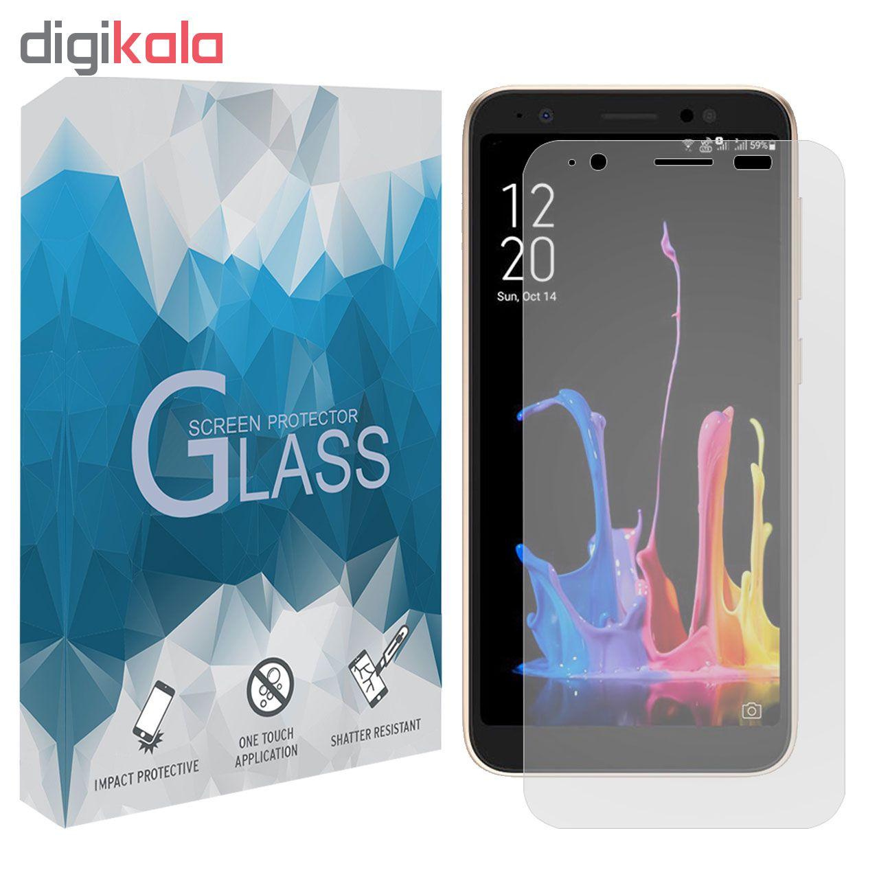محافظ صفحه نمایش مدل TGSP مناسب برای گوشی موبایل ایسوس ZenFone Lite L1 ZA551KL main 1 1