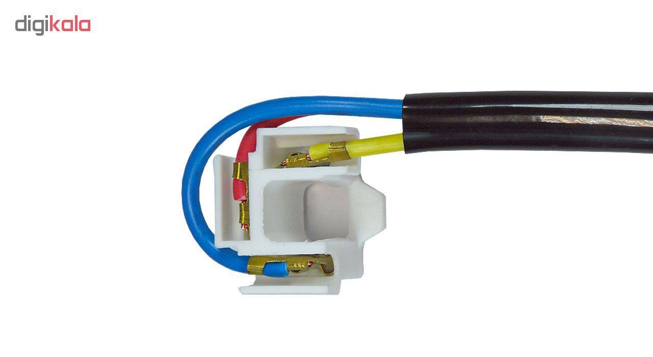 سوکت پشت چراغ جلو دینا پارت کد H222199 مناسب برای پراید  main 1 2