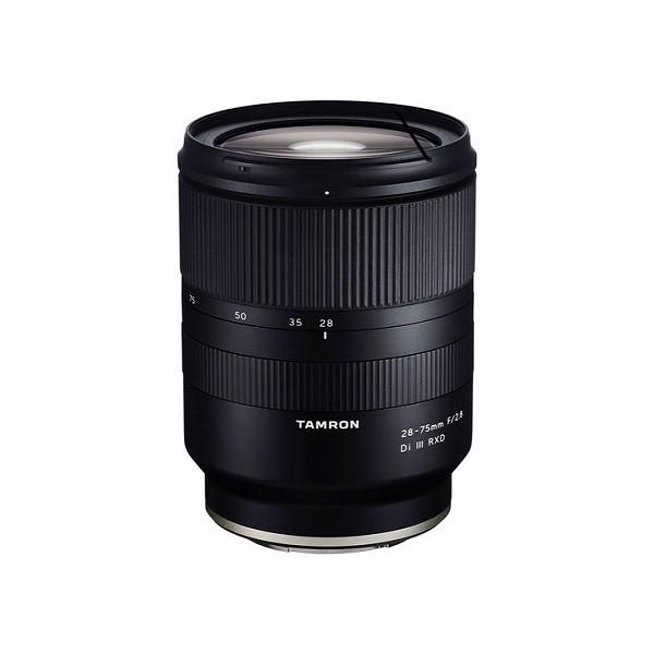 لنز تامرون مدل SP 28-75mm f/2.8 Di III RDX مناسب برای دوربین های سونی