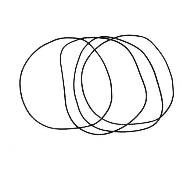 اورینگ بوش پیستون دینا پارت کد H227016 مناسب برای پژو 405 مجموعه 4 عددی