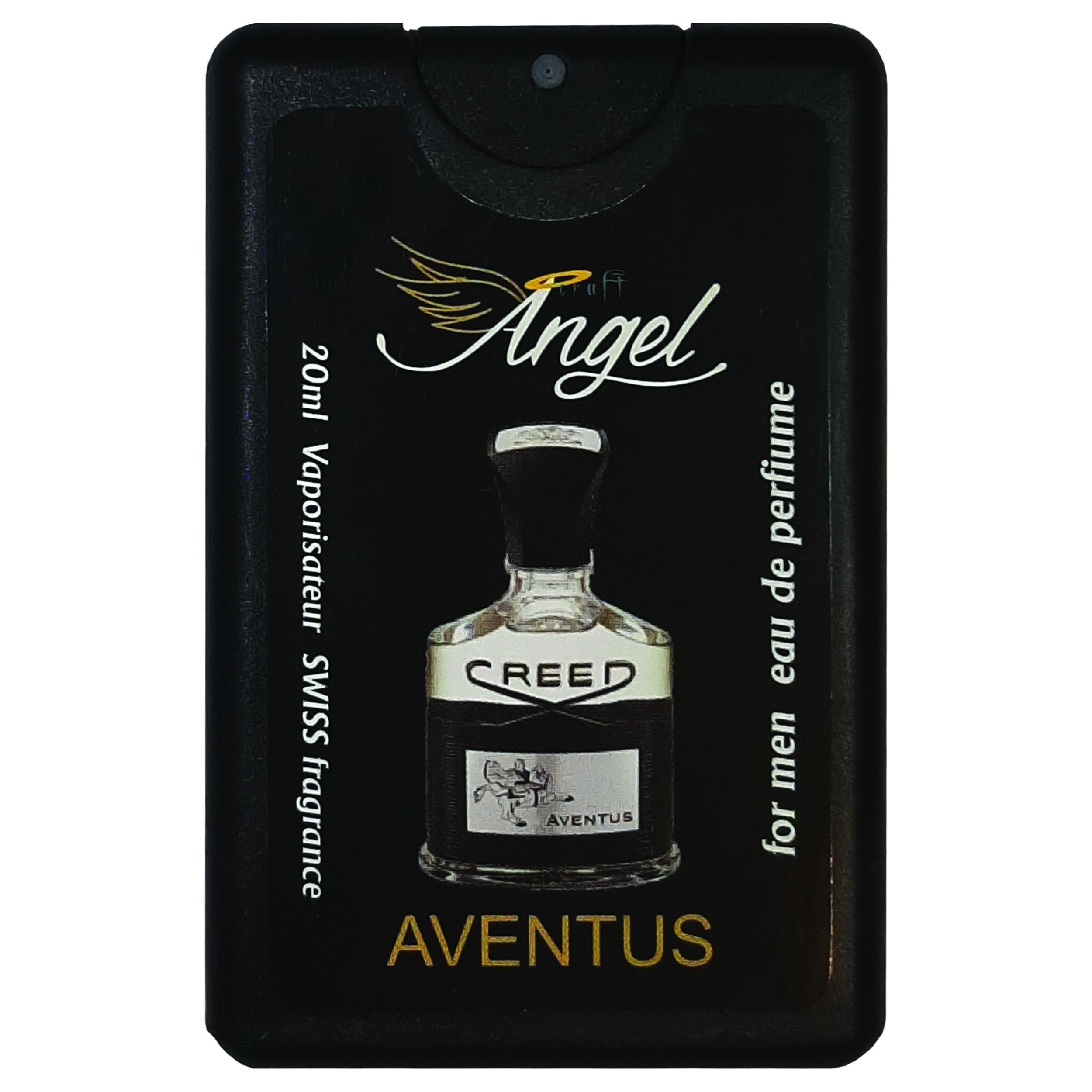 عطر جیبی مردانه انجل کرفت مدل Aventus حجم 20 میلی لیتر