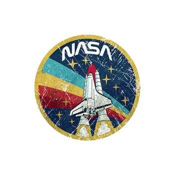 استیکر لپ تاپ طرح ناسا کد 98