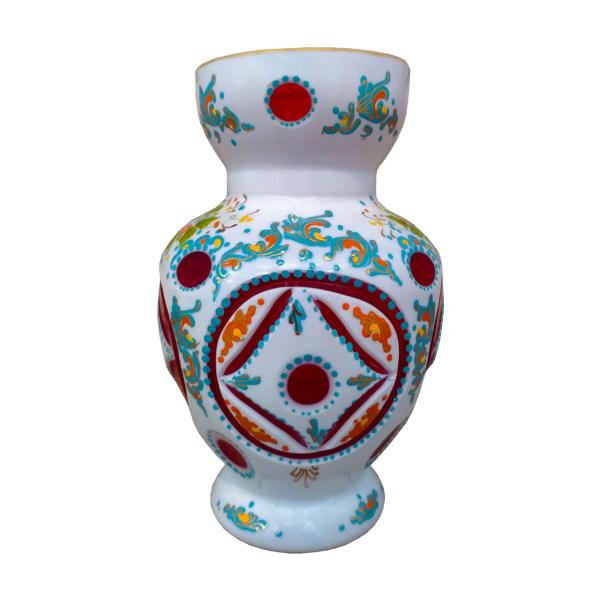 گلدان شیشه ای مدل 9982