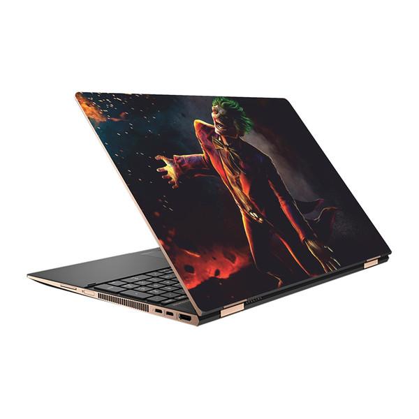 استیکر لپ تاپ طرح Joker کد 08 مناسب برای لپ تاپ 15.6 اینچ