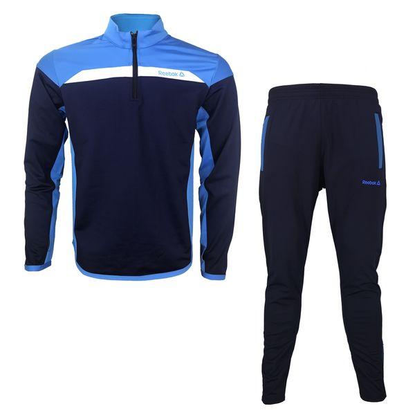 ست گرمکن و شلوار ورزشی مردانه مدل R-BU99 غیر اصل