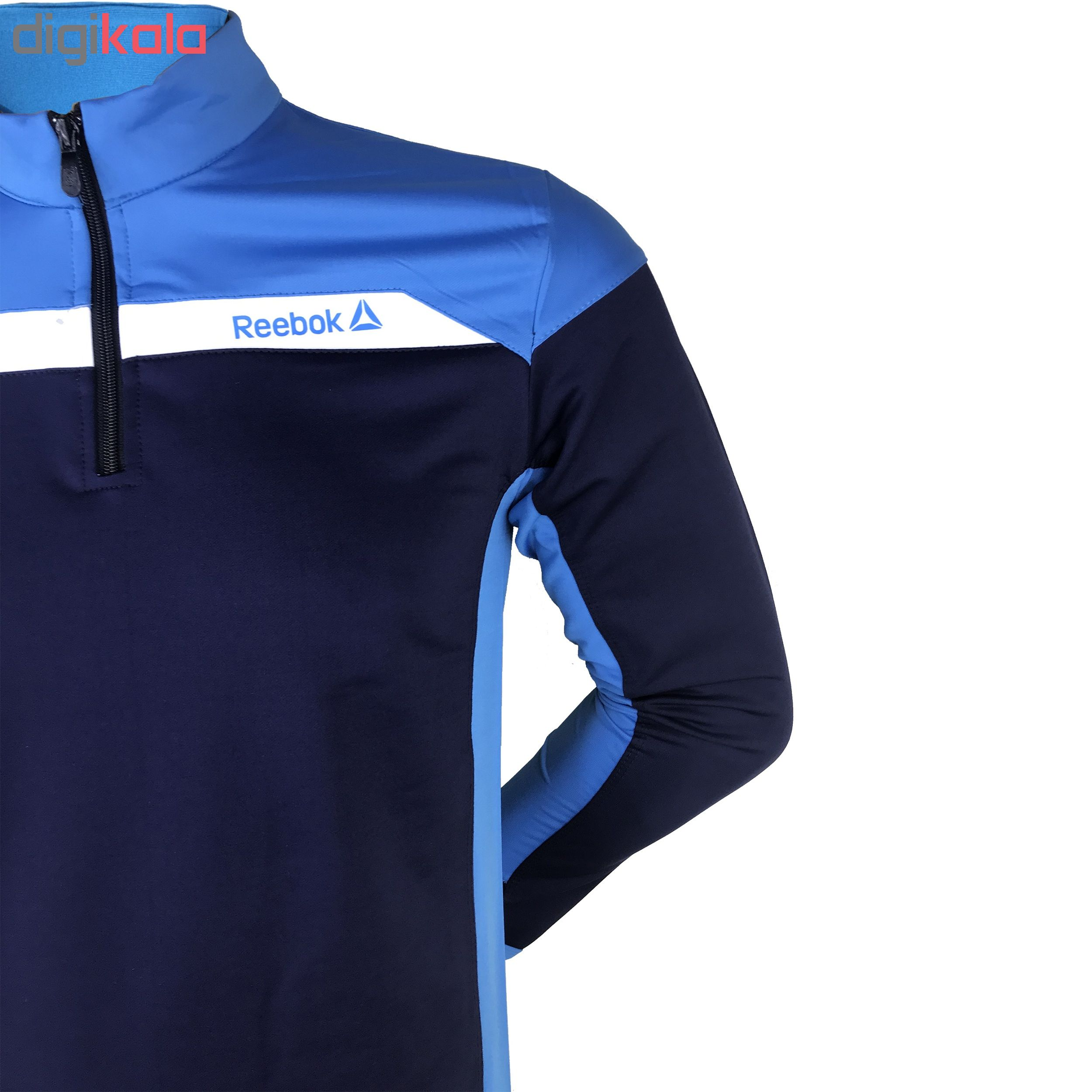 ست گرمکن و شلوار ورزشی مردانه مدل R-BU99