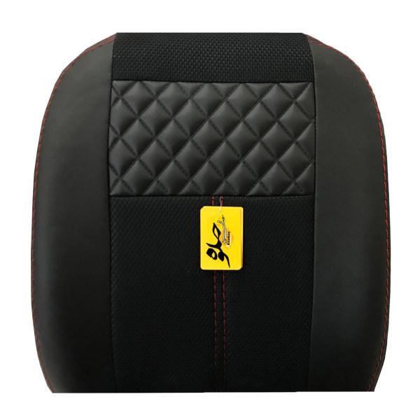 روکش صندلی خودرو جلوه مدل chp13 مناسب برای پراید 111